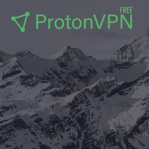 protonvpn free vpn logo
