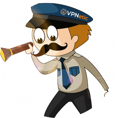 what is vpn vpnetic mascot