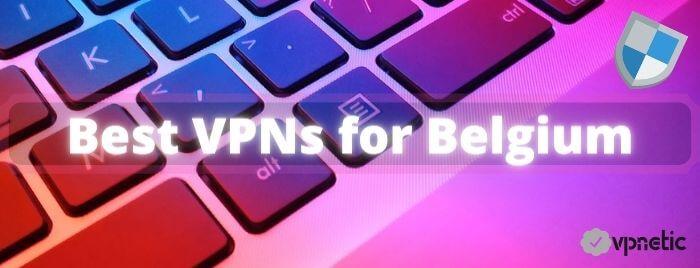 VPN Belgium