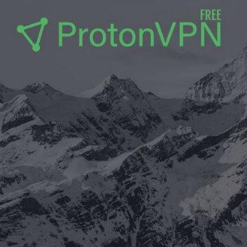 ProtonVPN Best Free VPN